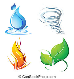 Four Element of Earth