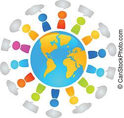 Global dialog