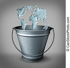 Global Water Concept