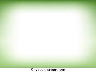 Green Copyspace Background