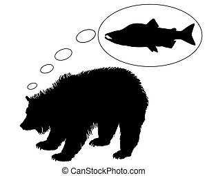 Grizzly bear diet