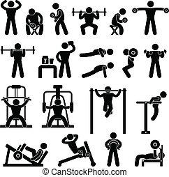 Gym Gymnasium Body Building