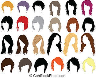 Hair - dress