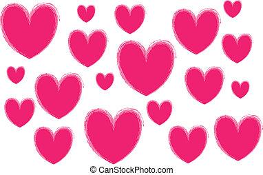 Heart -Design Element