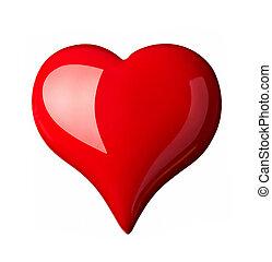 heart shape love valentine day
