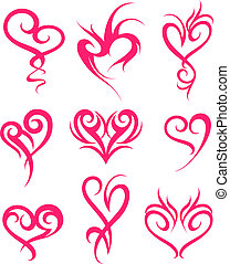 heart symbol design
