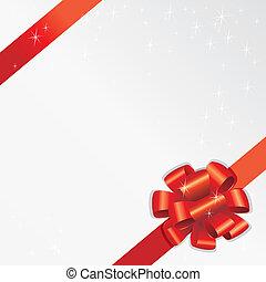 Holiday Ribbon (vector)