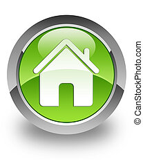 Home glossy icon