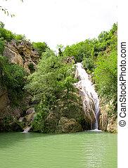 Hotnica waterfall 2
