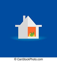 housewarming concept