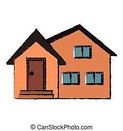housewarming facade exterior design