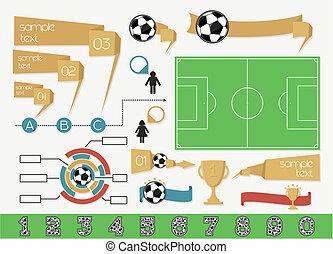 Infographics design elements