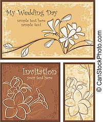 Invitation Flower 00