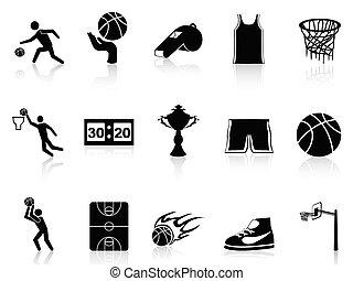 Basketball Icons set
