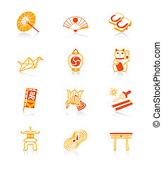 Japanese culture icons | JUICY
