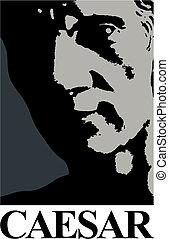 julius caesar clipart icon