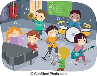 Kids Music Room