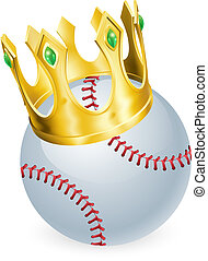 King of baseball