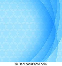 Light blue background with a pattern of stars