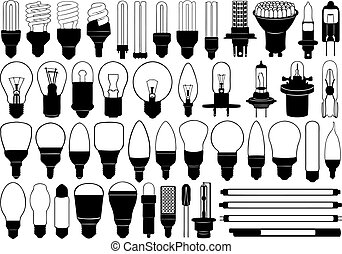 Light bulbs set
