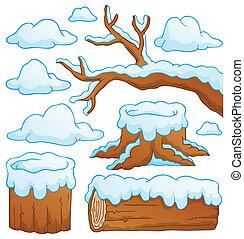 Log theme collection 2