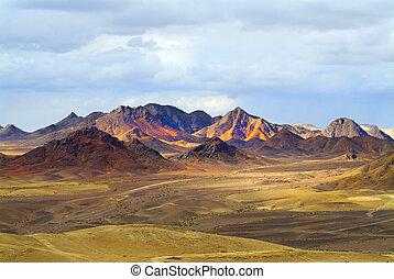 Magnificent landscape