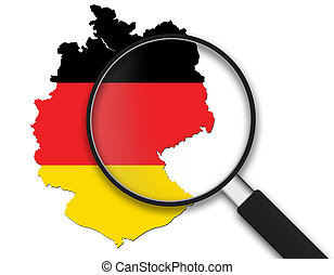 Magnifying Glass - Germany