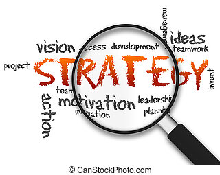 Magnifying Glass - Strategy
