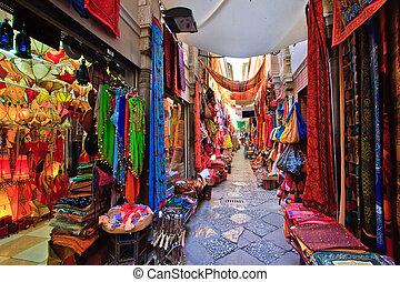 Market in Granada, Spain