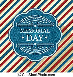 Memorial Day Illustration