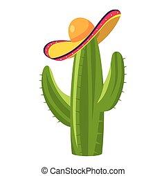 mexican icon cartoon