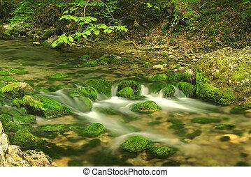 Mountain river 2