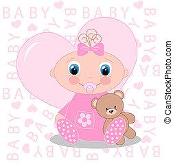 newborn baby announcement