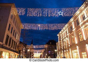 oldenburg at christmas