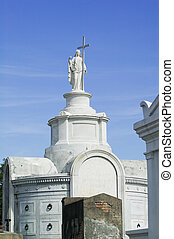 St. Louis Cemetery #1