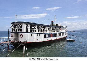 Pacific Boat