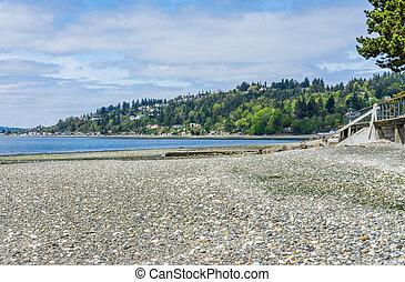 Pacific Northwest Coastline 2