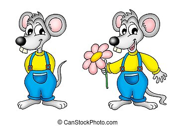Pair of mouses
