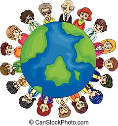 People and Earth