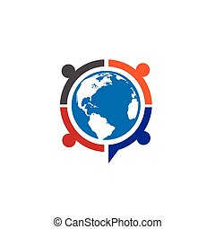 People unity logo
