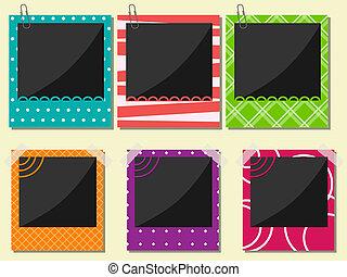 Photo frame set