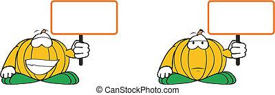 pumpkin copyspace