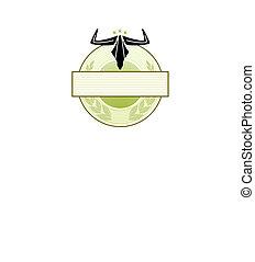 Ranch crest