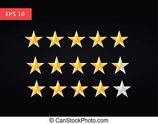 Rating 5 stars set. Consumer