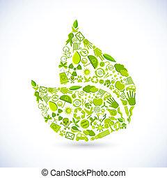 Recycle Leaf