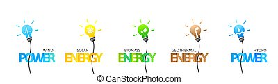 Renewable, alternative and clean energy