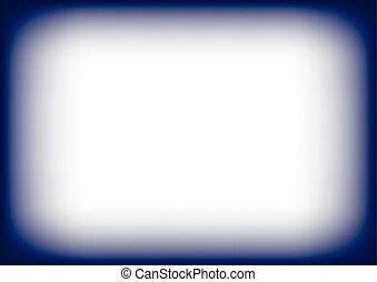 Royal Blue blur Copyspace Background
