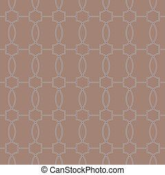 seamless moroccan tile pattern