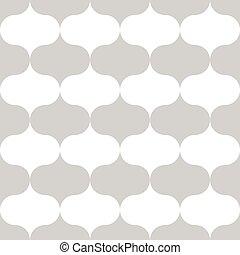 seamless pattern Moroccan style