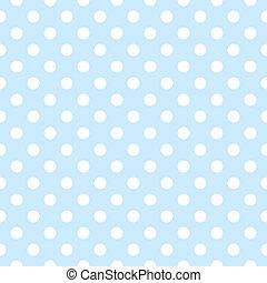 Seamless pattern - polka dot